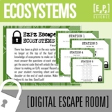 Ecosystems Science Escape Room
