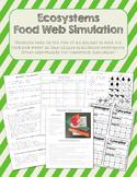 Ecosystems - Food Web Survival Simulation