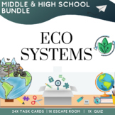 Ecosystems  - Geography