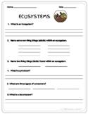 Grade 6 - 7, Biodiversity - Ecosystems - Ontario Curriculum