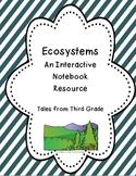 Ecosystems/ Habitats Interactive Notebook
