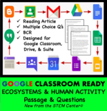 Ecosystems & Human Activity Google Doc - Distance Learning Friendly