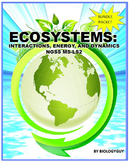 Ecosystems: Interactions, Energy, and Dynamics: NGSS MS-LS2