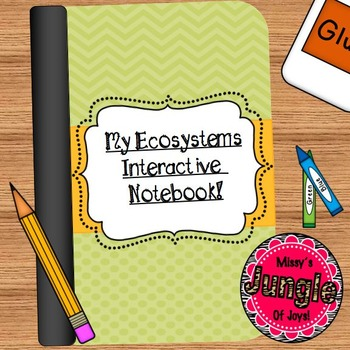 Ecosystem changes teaching resources teachers pay teachers ecosystems interactive notebook ecosystems interactive notebook fandeluxe Image collections