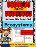 Ecosystems- Interactive Science Notebook & Journal