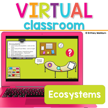 Ecosystems Interactive Review Activities
