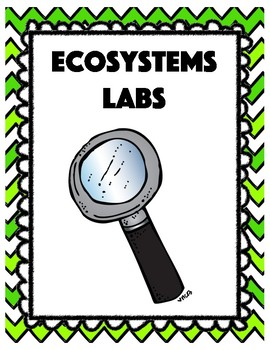 Ecosystems Lab Experiments
