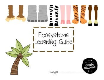 Ecosystems Learning Guide