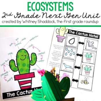 Ecosystems Next Generation Science Unit