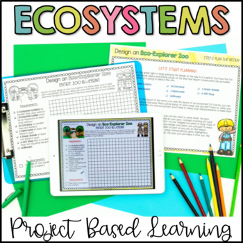 Ecosystems Project Based Learning Design Your Own Ecosystem Zoo