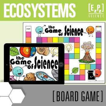 Ecosystems Science Board Game Review