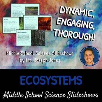 Ecosystems & Succession: A Life Sciences Slideshow!