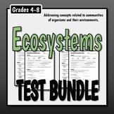 Ecosystems Test Bundle