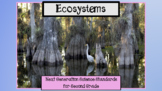 Ecosystems (Habitats) Unit for Second Grade (NGSS)