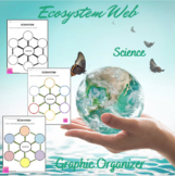 Ecosystems Web Graphic Organizer