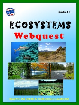 Ecosystems Webquest