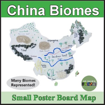 Ecosystems and Biomes of China