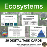 Ecosystems and Energy Flow Digital Boom Cards