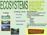 Ecosystems assignment hyperdoc