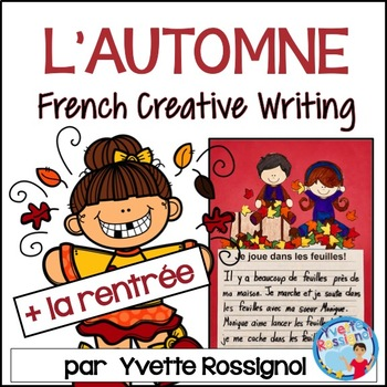 Écriture sans préparation (French Writing prompts) L'AUTOM