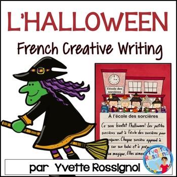 Écriture sans préparation (French Writing prompts) L'Hallo