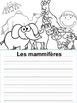 Écriture sans préparation (French Writing prompts) Les sciences
