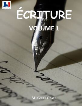 Écriture volume 1, French Immersion (#149)