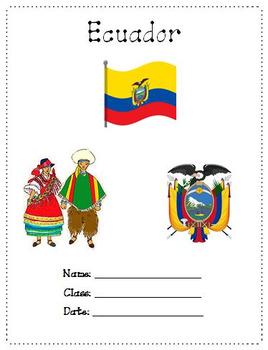 Ecuador A Research Project