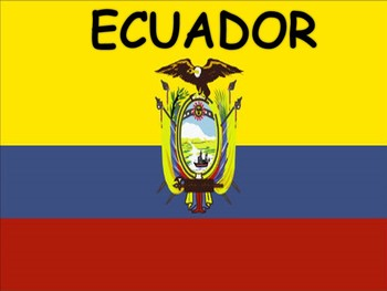 Ecuador Power Point in Spanish