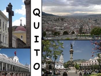 Ecuador Power Point in Spanish