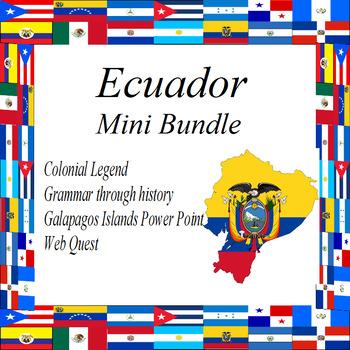 Ecuador Unit (Mini Bundle)