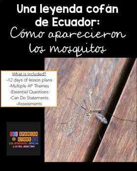 Ecuadorian Legend:  Como aparecieron los mosquitos