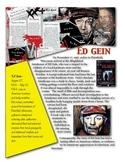 Ed Gein - The Original Leatherface w/key
