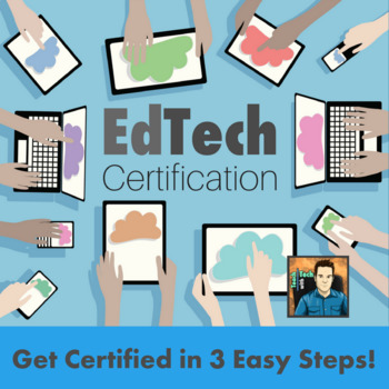 EdTech Certification with TeachwithTech through Facebook FREE