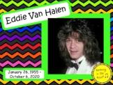 Eddie Van Halen: Musician in the Spotlight