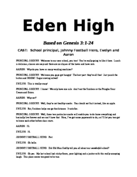 Eden High