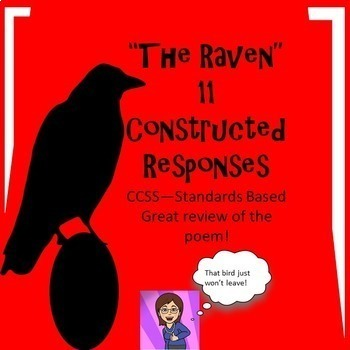 Edgar Allan Poe Bundle of lessons:
