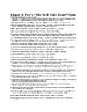 "Edgar A. Poe's ""The Tell-Tale Heart"" Quiz (50 Multiple Choice Questions w/ Key)"