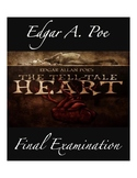 "Edgar A. Poe's ""The Tell-Tale Heart"" Quiz (50 Multiple Cho"