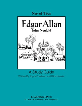 Edgar Allan - Novel-Ties Study Guide