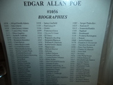 Edgar Allan Poe   #1056