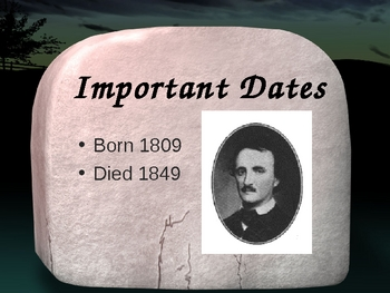 Edgar Allan Poe - A Quick Biography