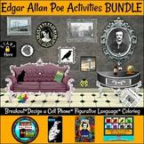 Edgar Allan Poe Activities, Escape Room Tell-Tale Heart, R