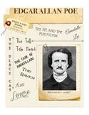 Edgar Allan Poe Annabel Lee Poetry Lesson Plan