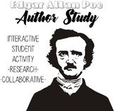Edgar Allan Poe Author Study, Poe Biography, Poe Stories,