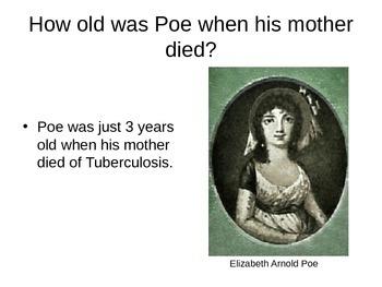 Edgar Allan Poe Background