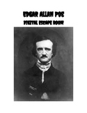 Edgar Allan Poe Background Digital Escape Room