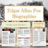 Edgar Allan Poe Biography