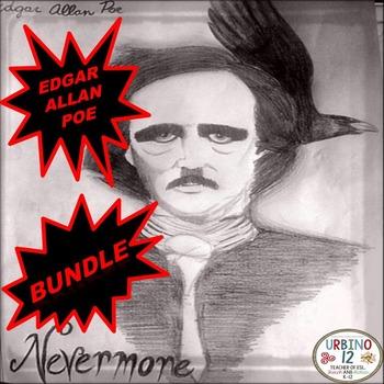 Edgar Allan Poe Bundle for ELLs