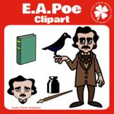 Edgar Allan Poe Clipart